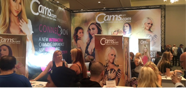 AVN Booth Picture